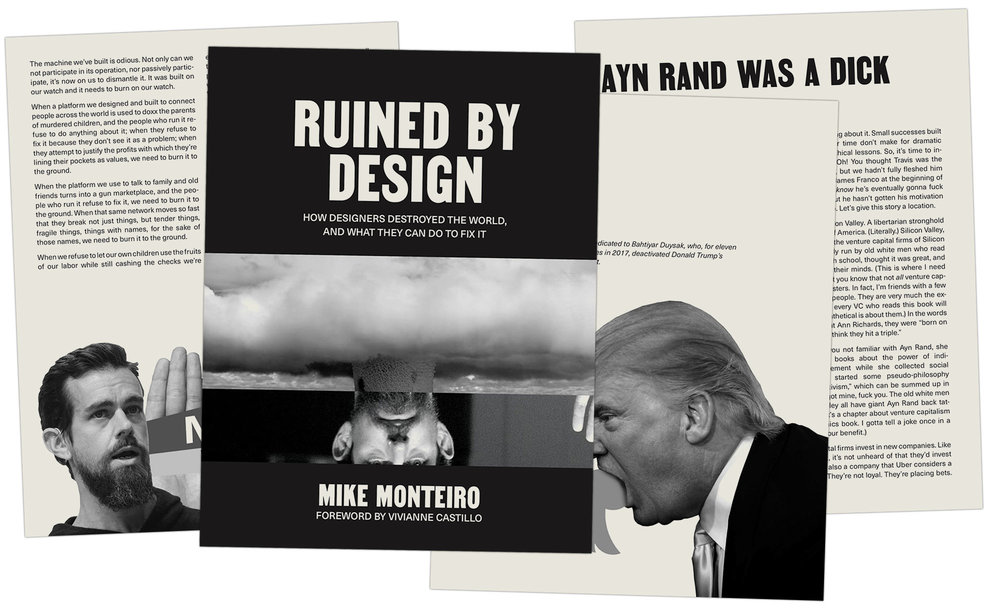 Mike Monteiro - Ruined By Design