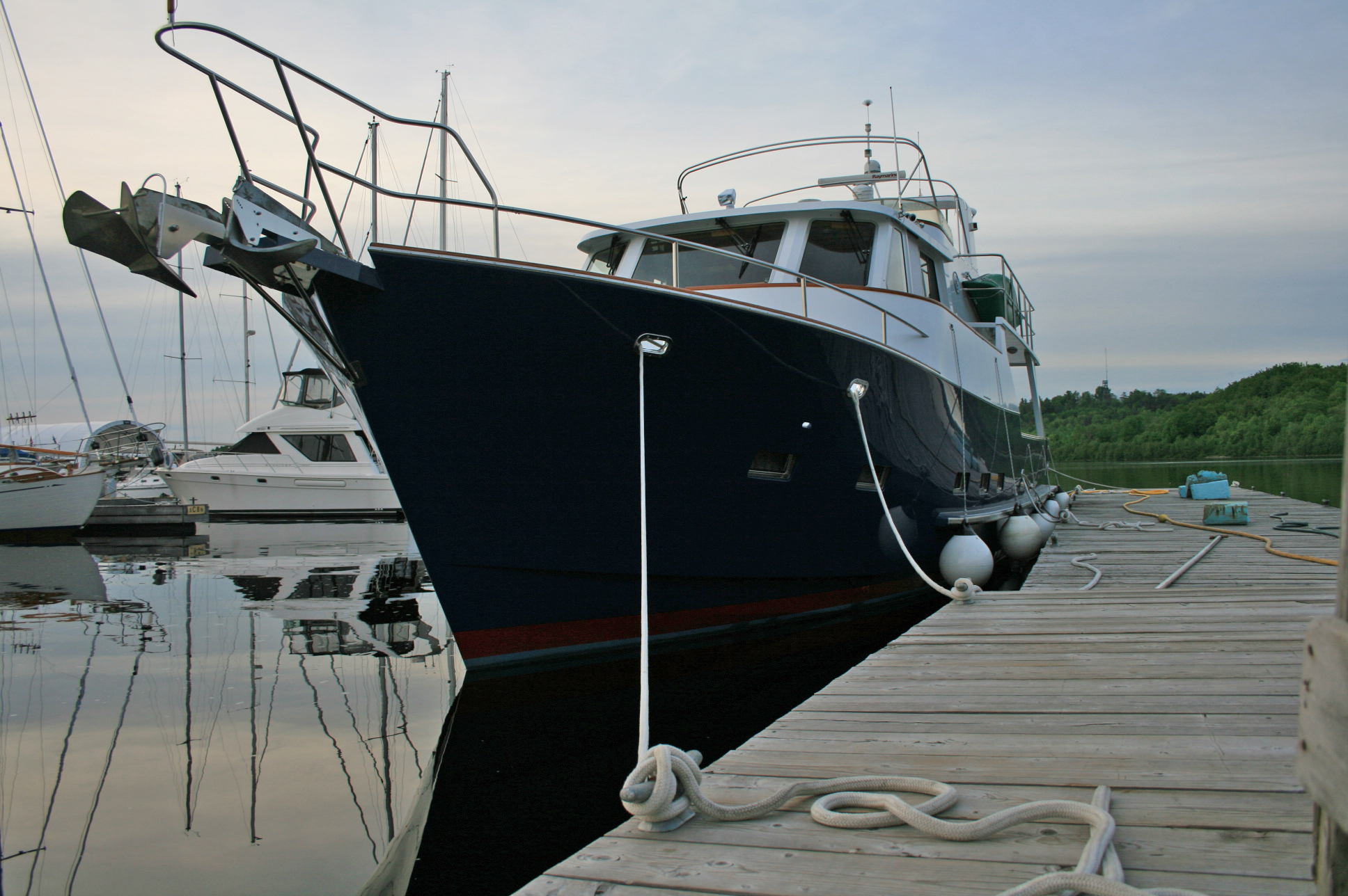 For the boating enthusiast who wants  to get in their boat and go,  we look after the rest!
