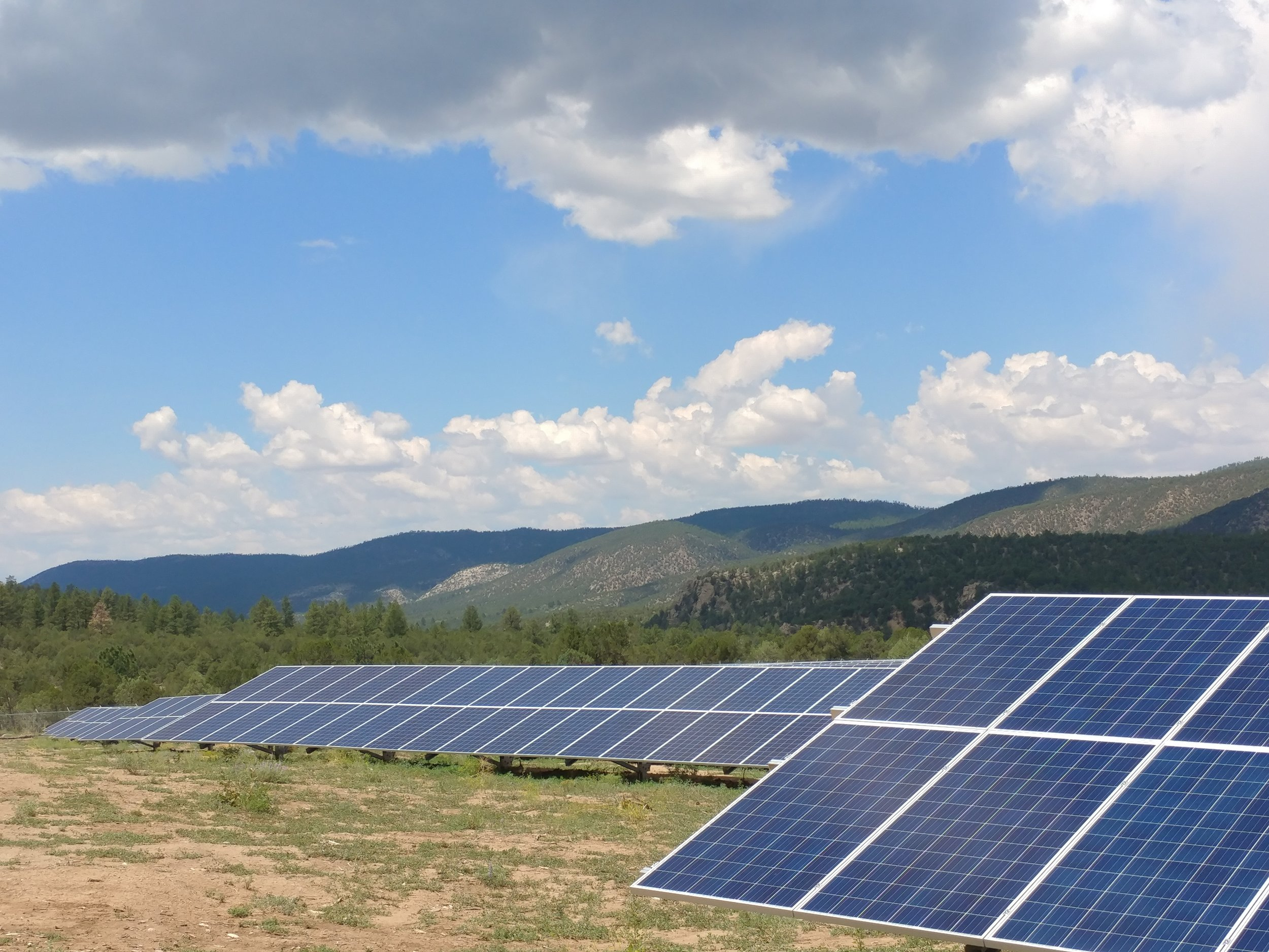 Picuris Pueblo Solar Energy Project
