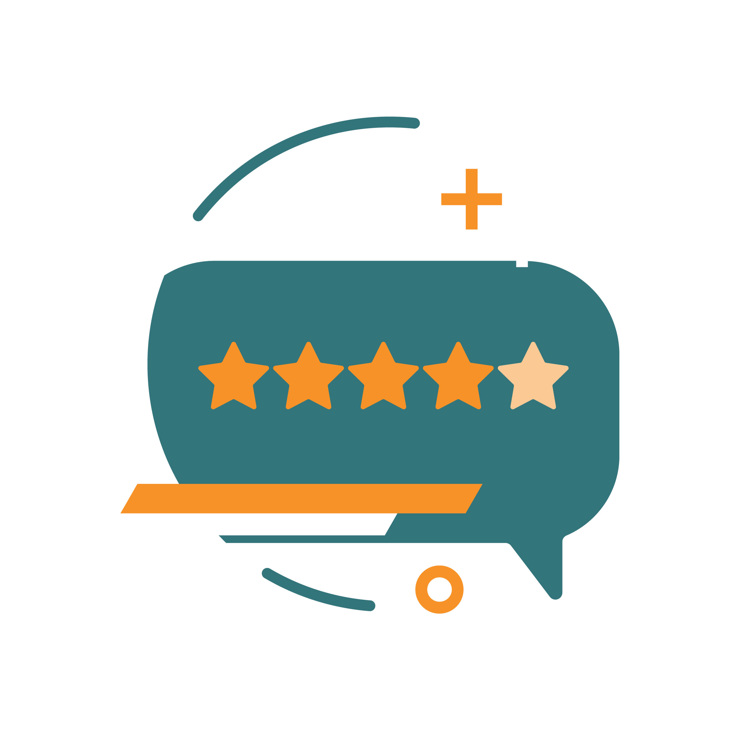 Reputation Management - Increase your 5-star reviews from your loyal customer base and resolve low ratings.