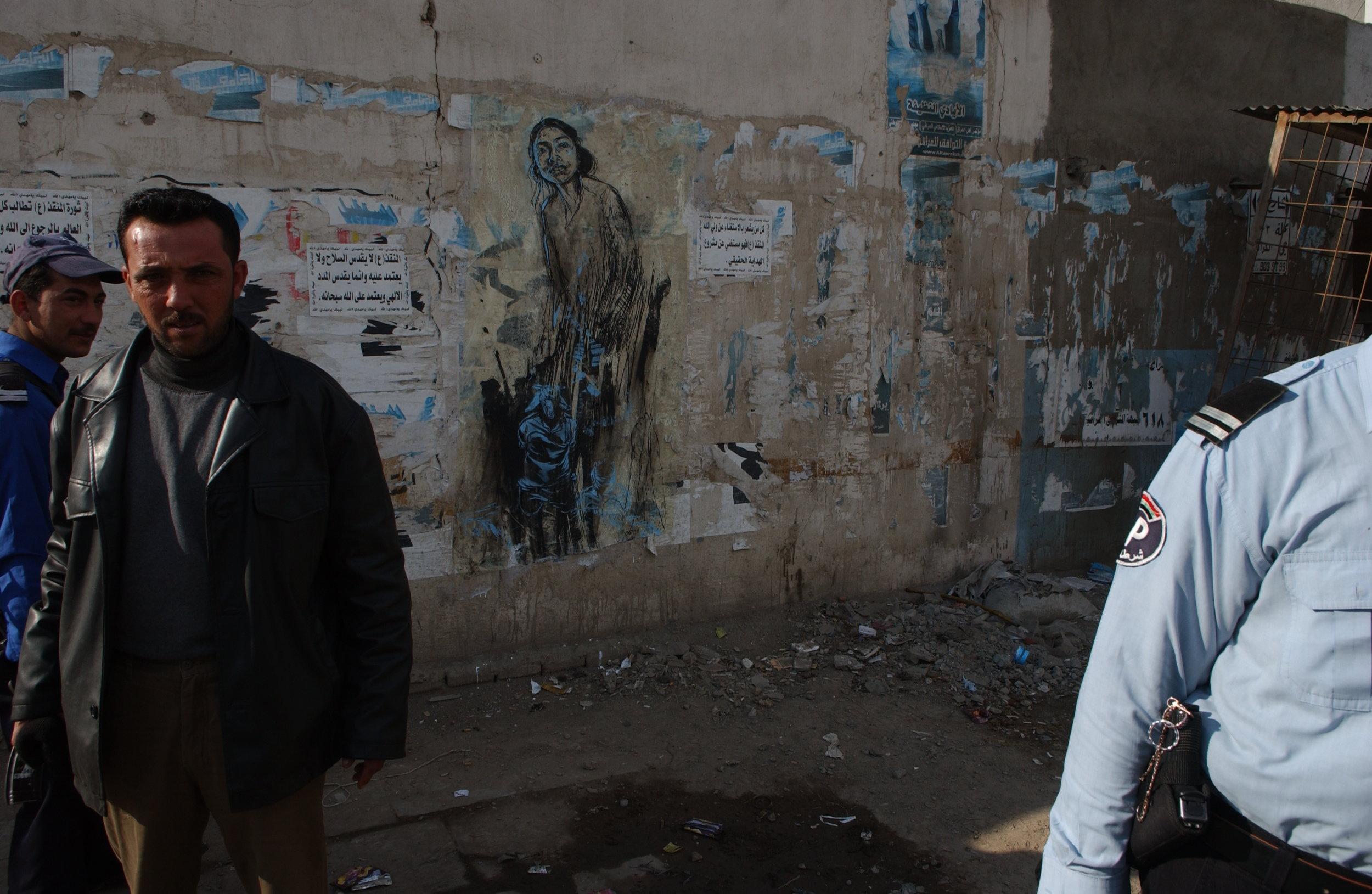 Baghdad, Iraq, 2007