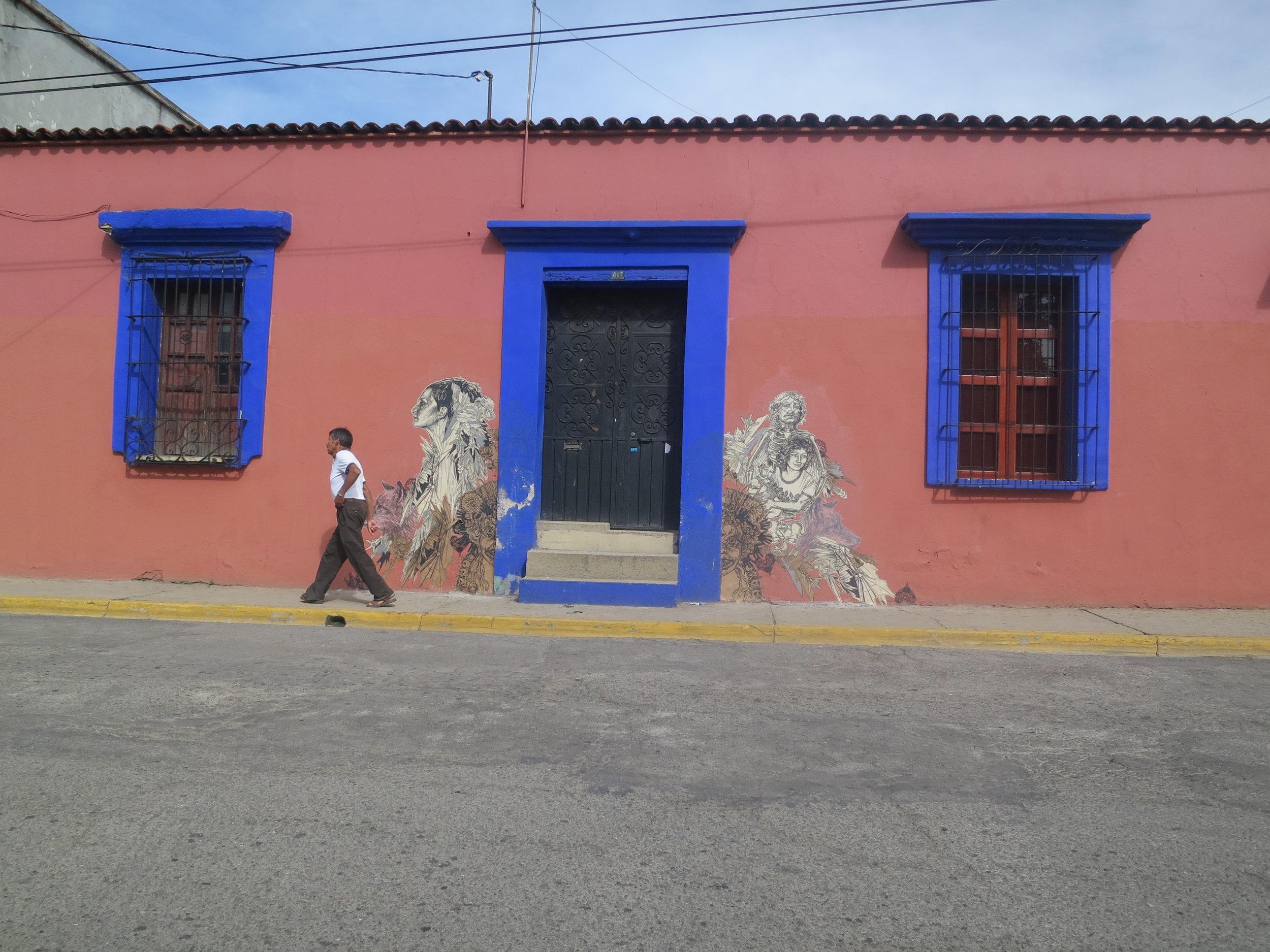Oaxaca, Mexico, 2013
