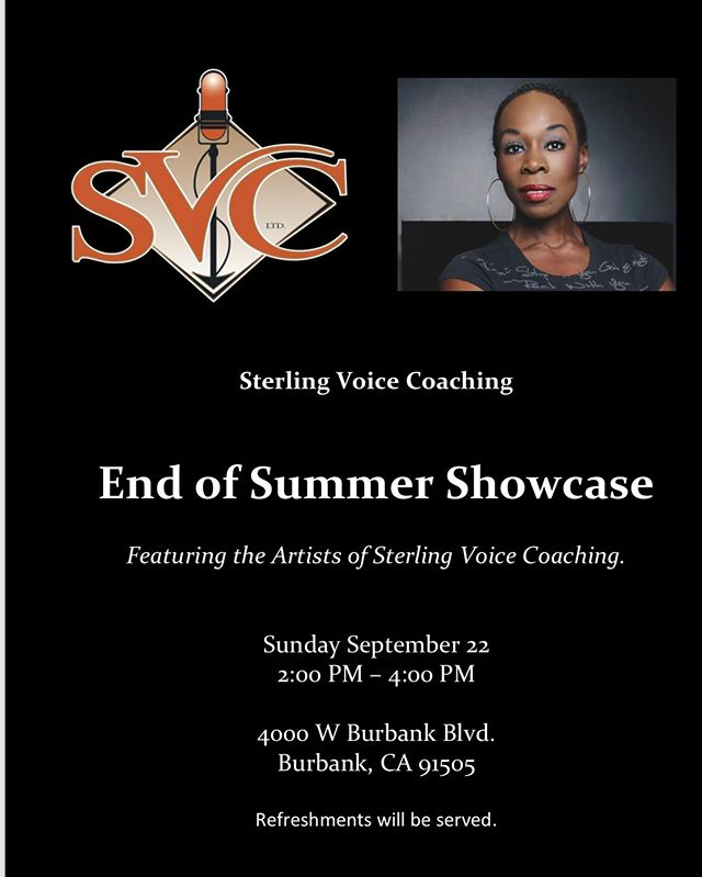 This Sunday... come see some of my amazing students perform!