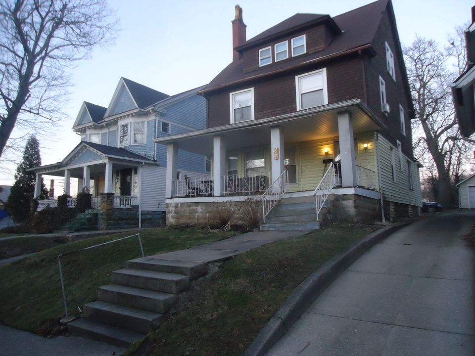 Cleveland Heights home