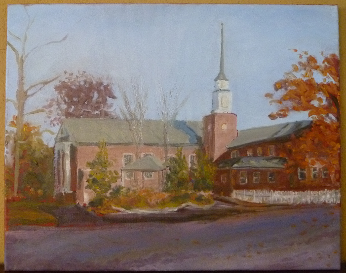 North Shore Congregational Church (commision)