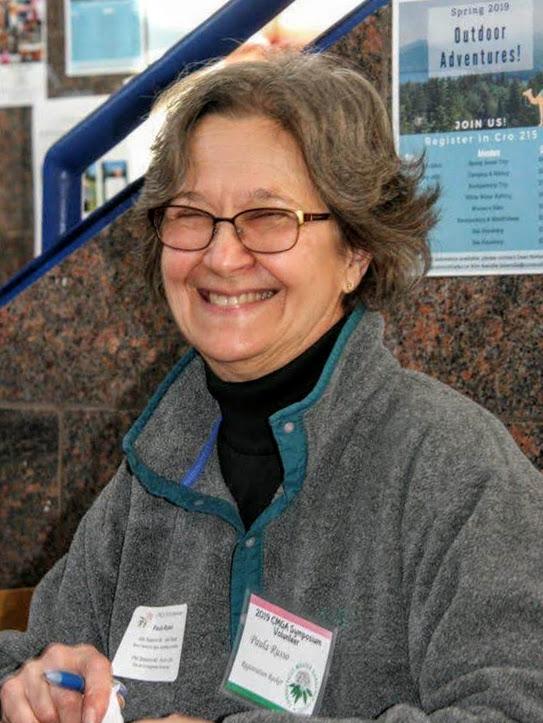 Paula Russo - Registration Chair