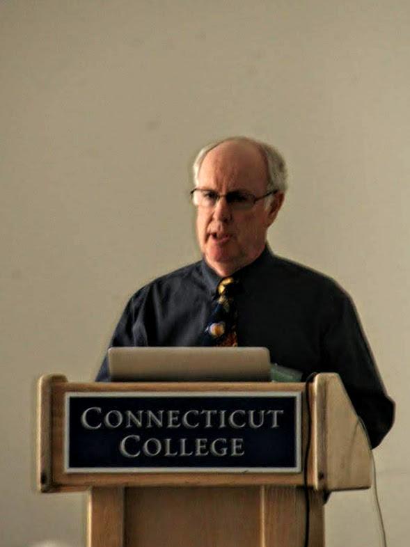 "Doug Tallamay - Keynote speaker  ""A Chickadee's Life in the Garden"""