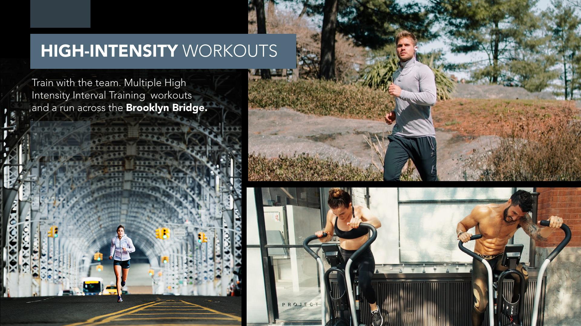 NYC — High Performance Lifestyle Training