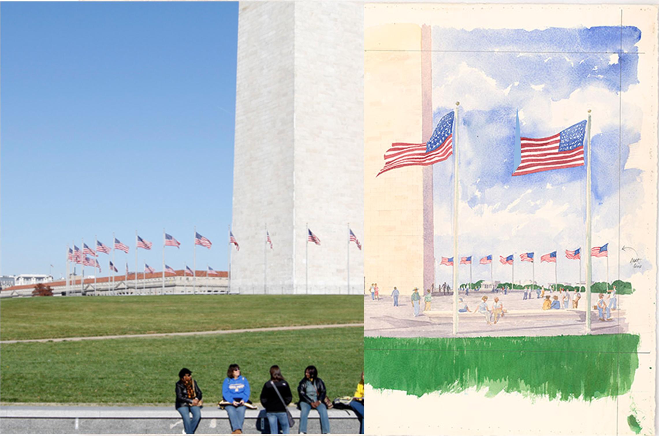 Washington Monument, DC