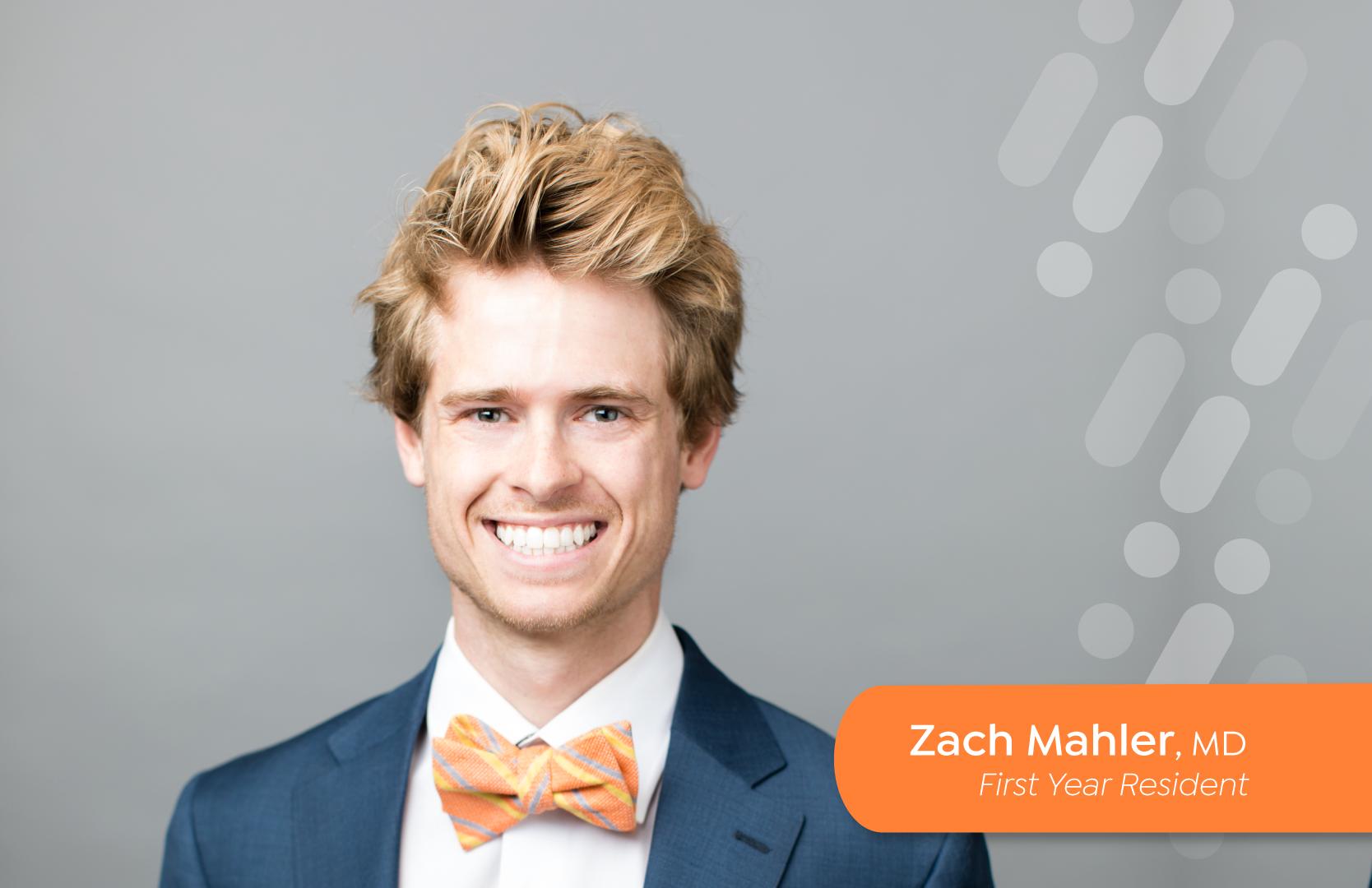 Dr. Zach Mahler