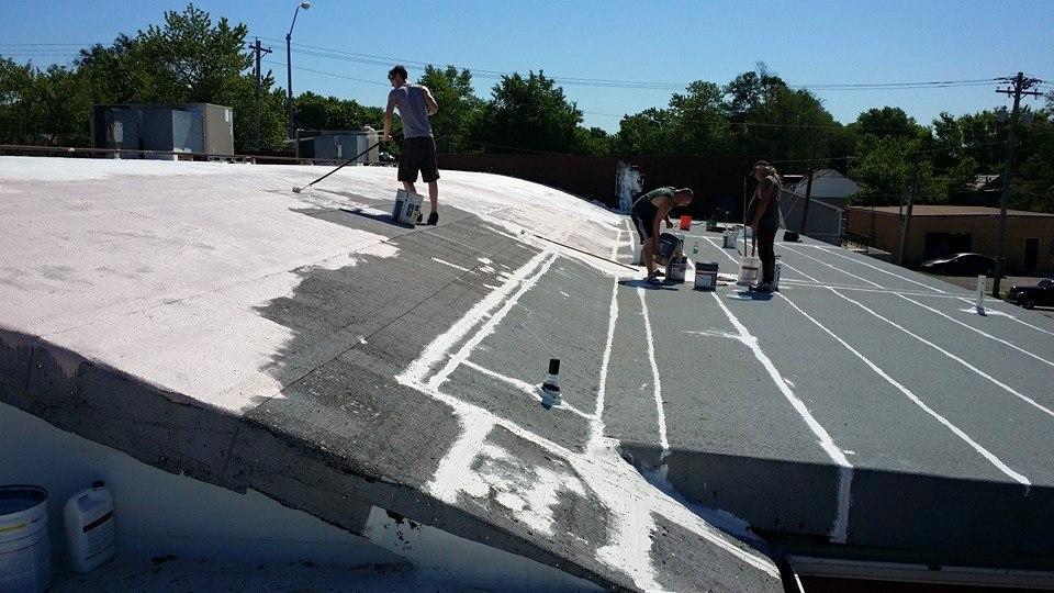 COMMERCIAL ROOFING - If you have a commercial building that needs specialty roofing repair or replacement -GET A QUOTE