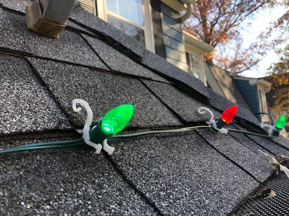 HOLIDAY LIGHTING - Hanging holiday lights can be dangerous. And - Who wants to climb a ladder when it's cold outside, anyway? We do!GET A QUOTE