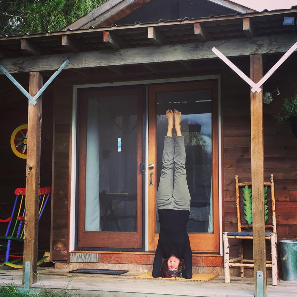 kikayoga-headstand-cabin.JPG