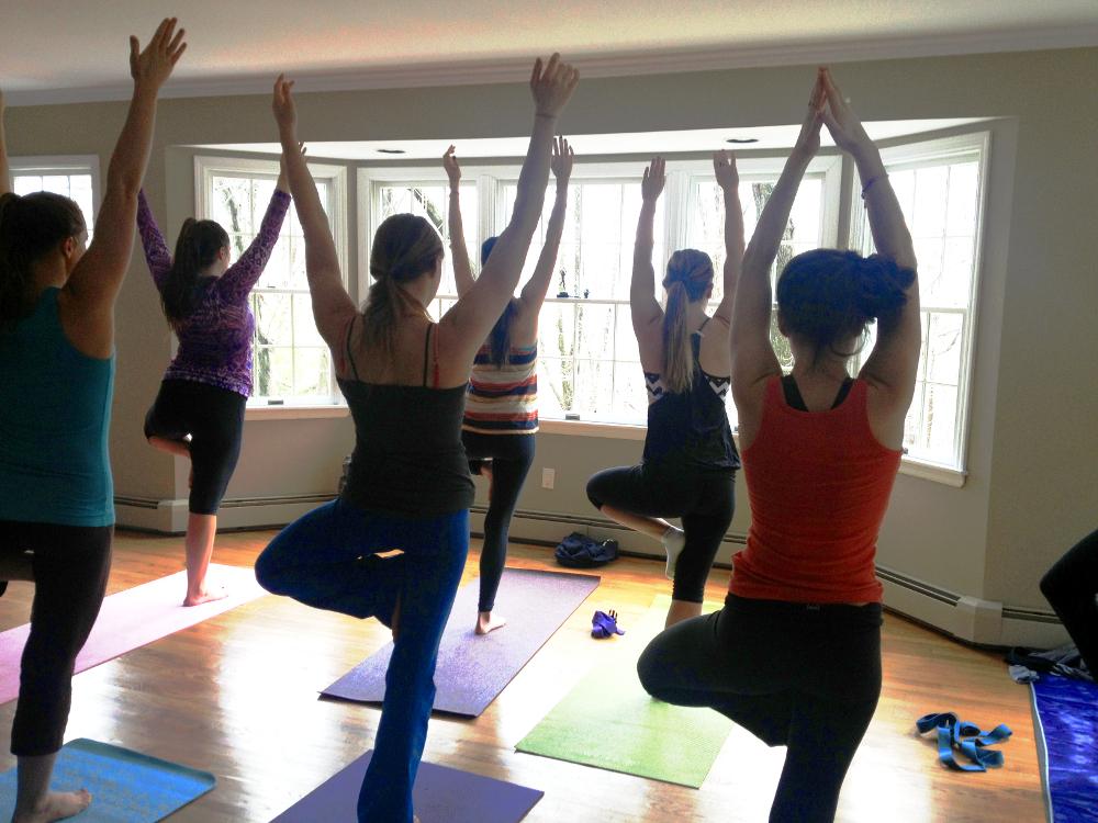 Teen Yoga Instructional