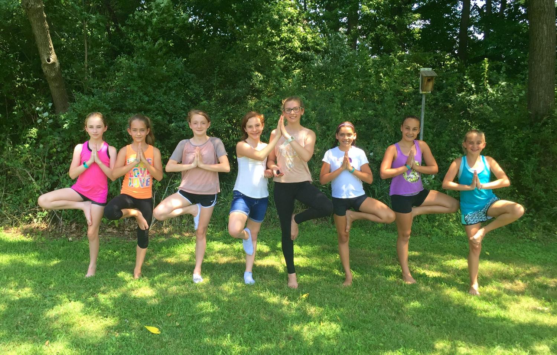 Yoga Kids Camp #2