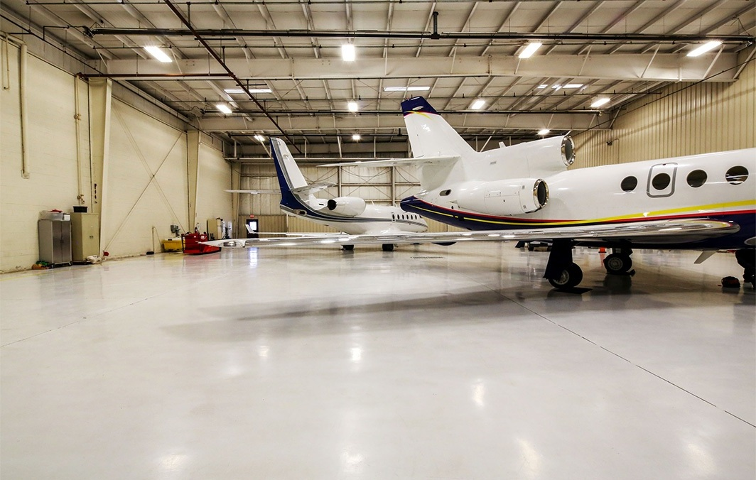 WAUKEGAN NATIONAL AIRPORT HANGAR - 43,000-SF / Design-BuildWaukegan, Illinois