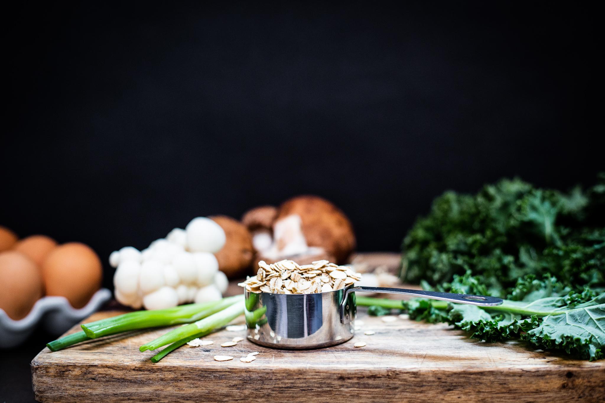 Oatmeal Bowl: Savory Oatmeal