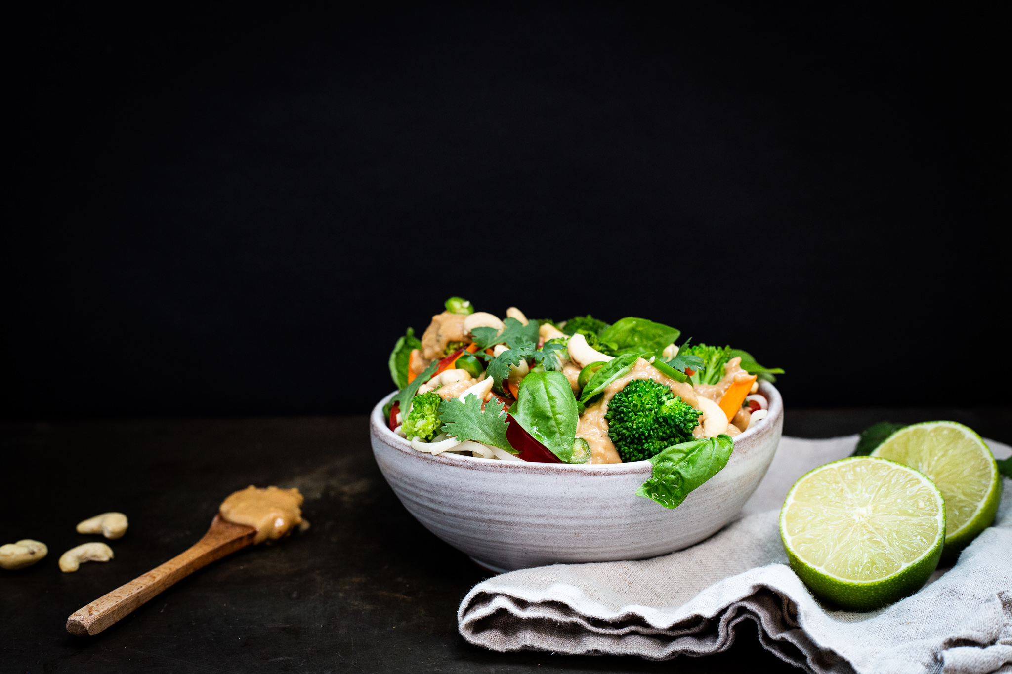 Winnow_ Thai Cashew Noodle Salad