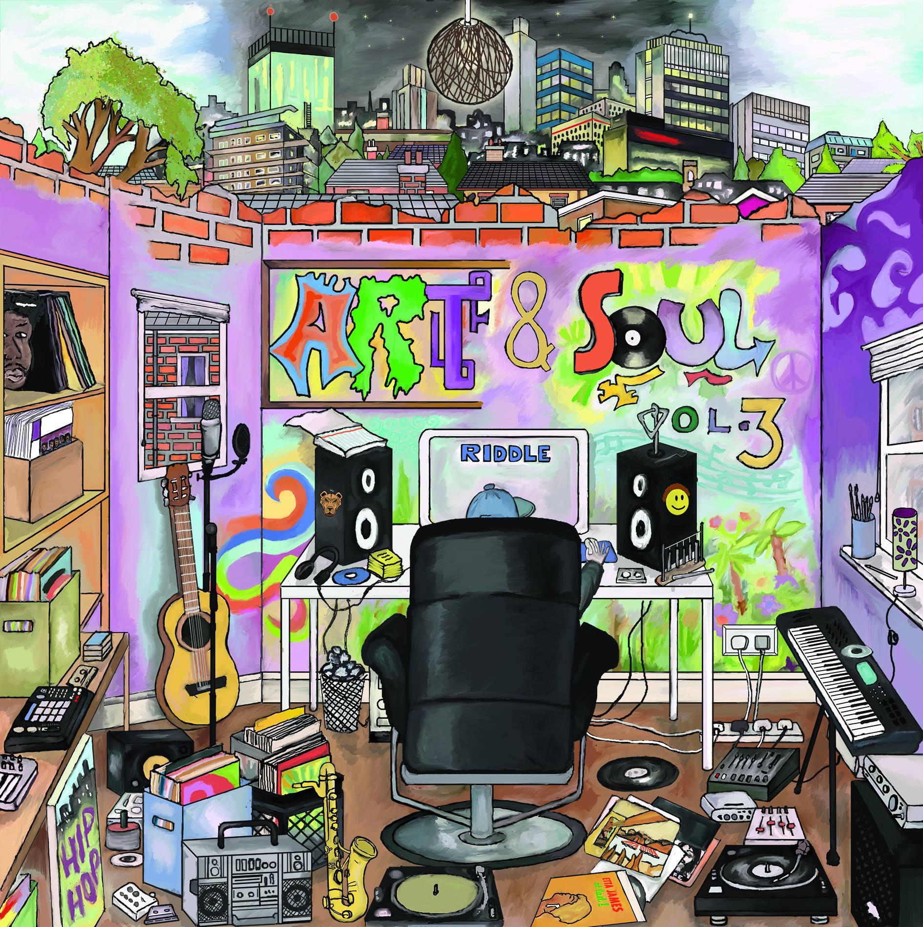 - ART & SOUL 3