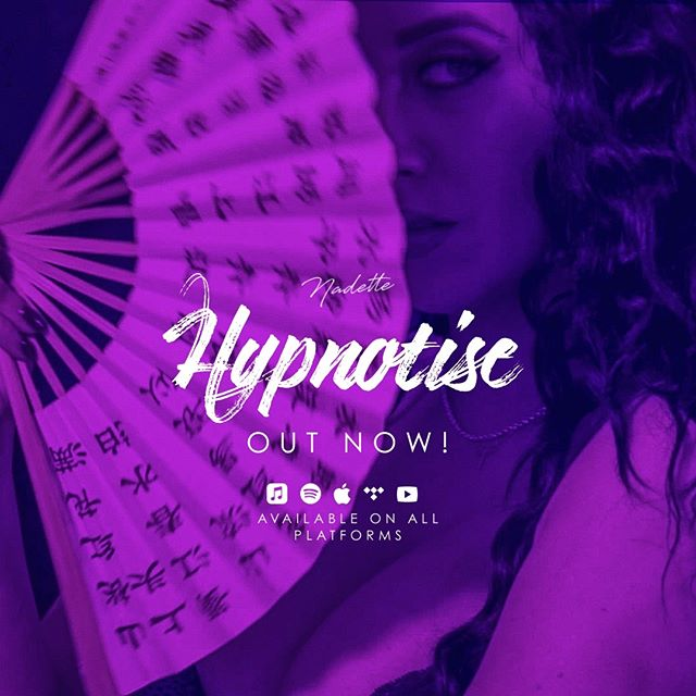 @nadette.music - Hypnotise 🌀 OUT NOW! Available On All Digital Platforms. 🎹 @riddleonline 🎬 @nessarofilms