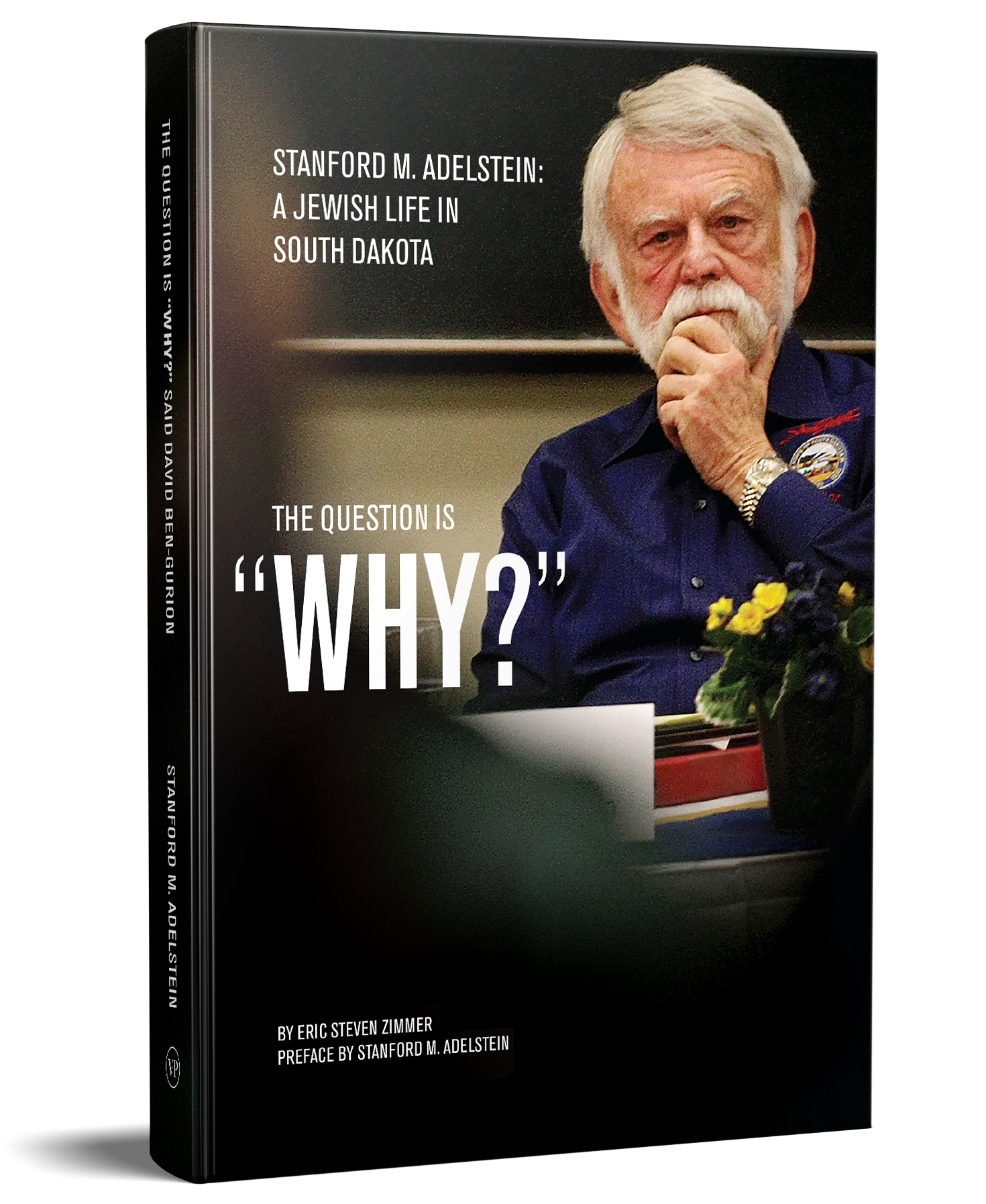 "Coming August 2019 - The Question is ""Why?"""