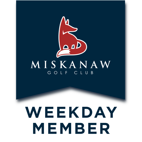 WEEKDAY MEMBER - UNLIMITED MONDAY-FRIDAY GOLF - 2019 SEASON7-DAY ADVANCE BOOKINGGOLF CANADA MEMBERSHIP (includes online handicap system)