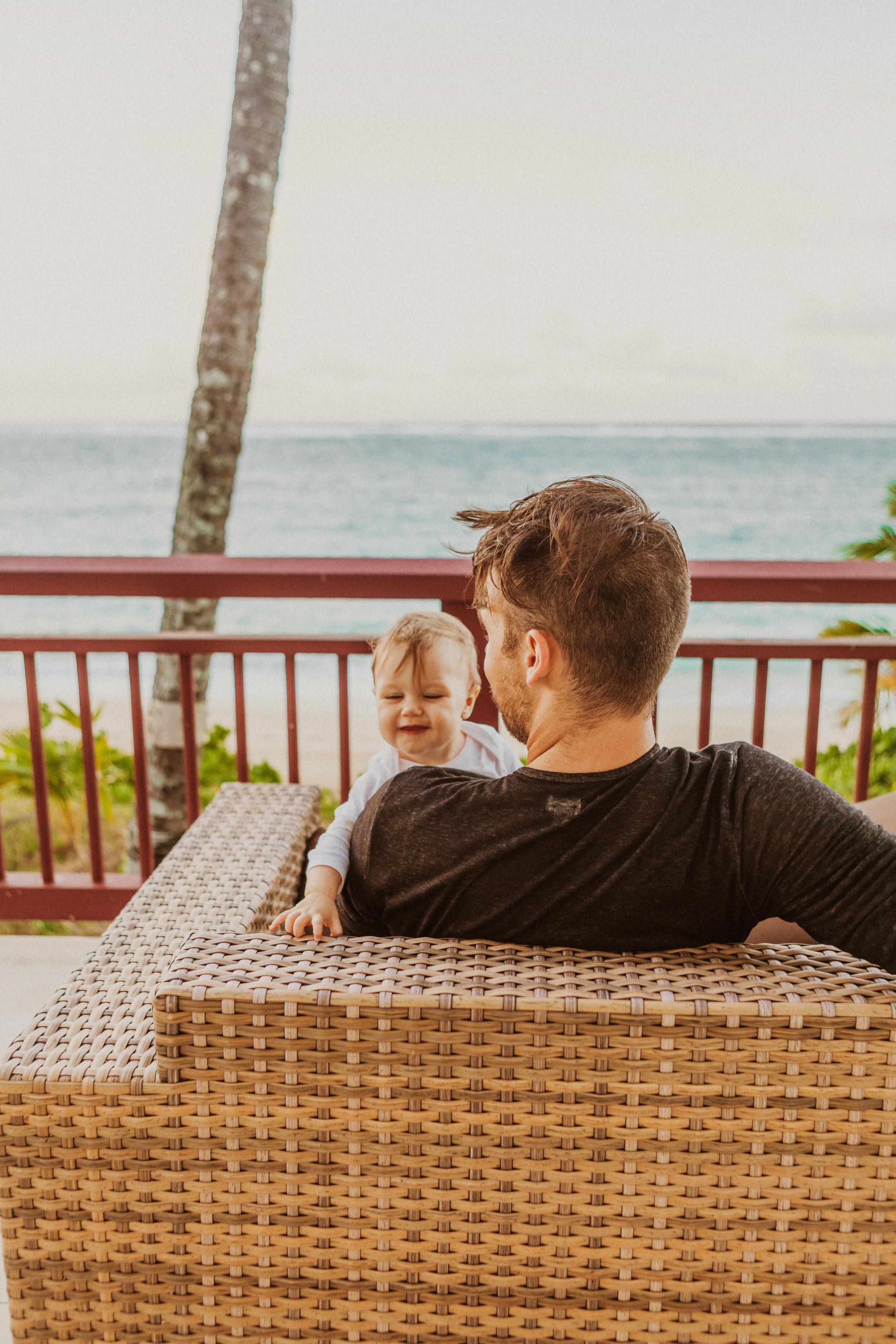 ryan and amelia in hawaii