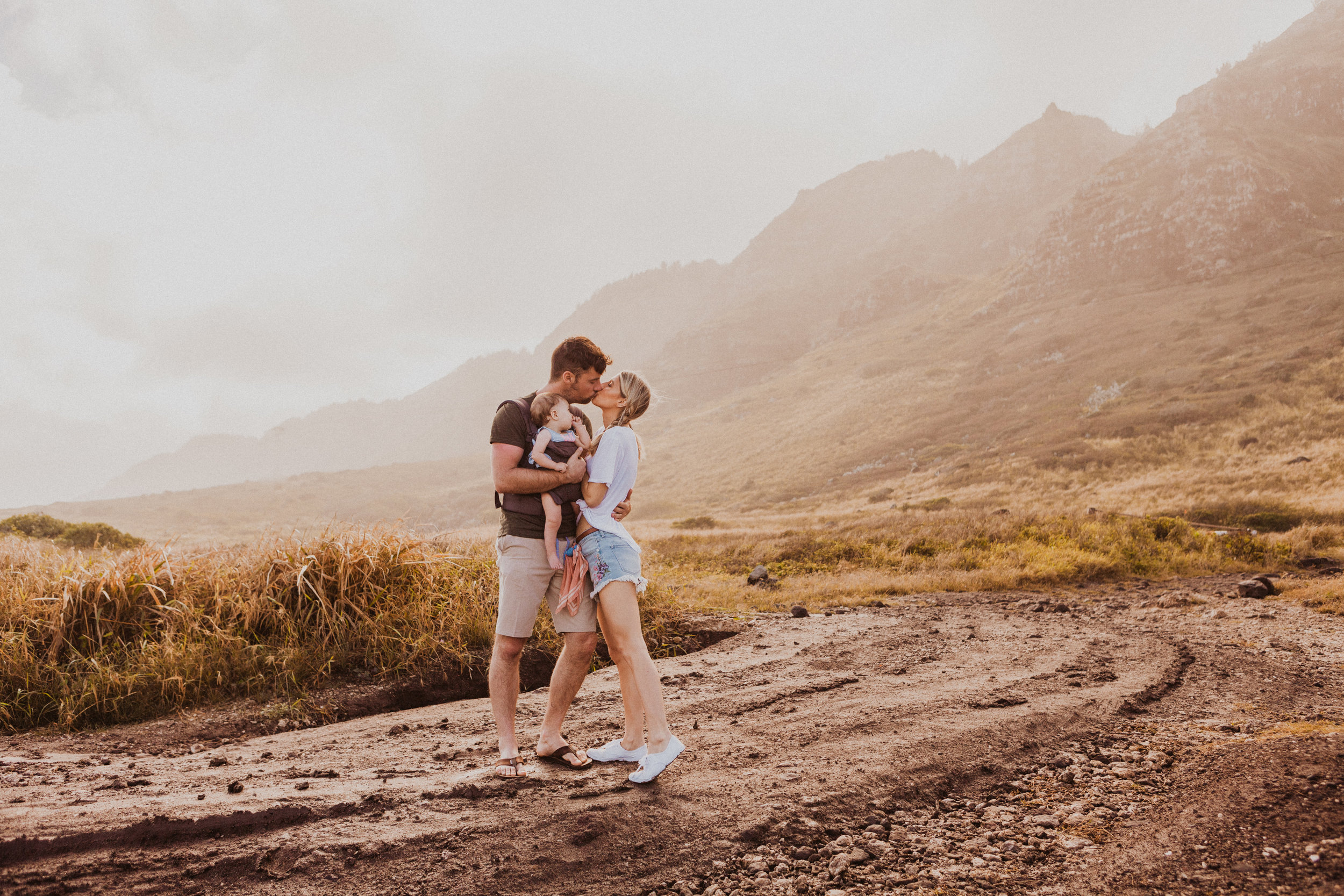 adventuring in hawaii as a family