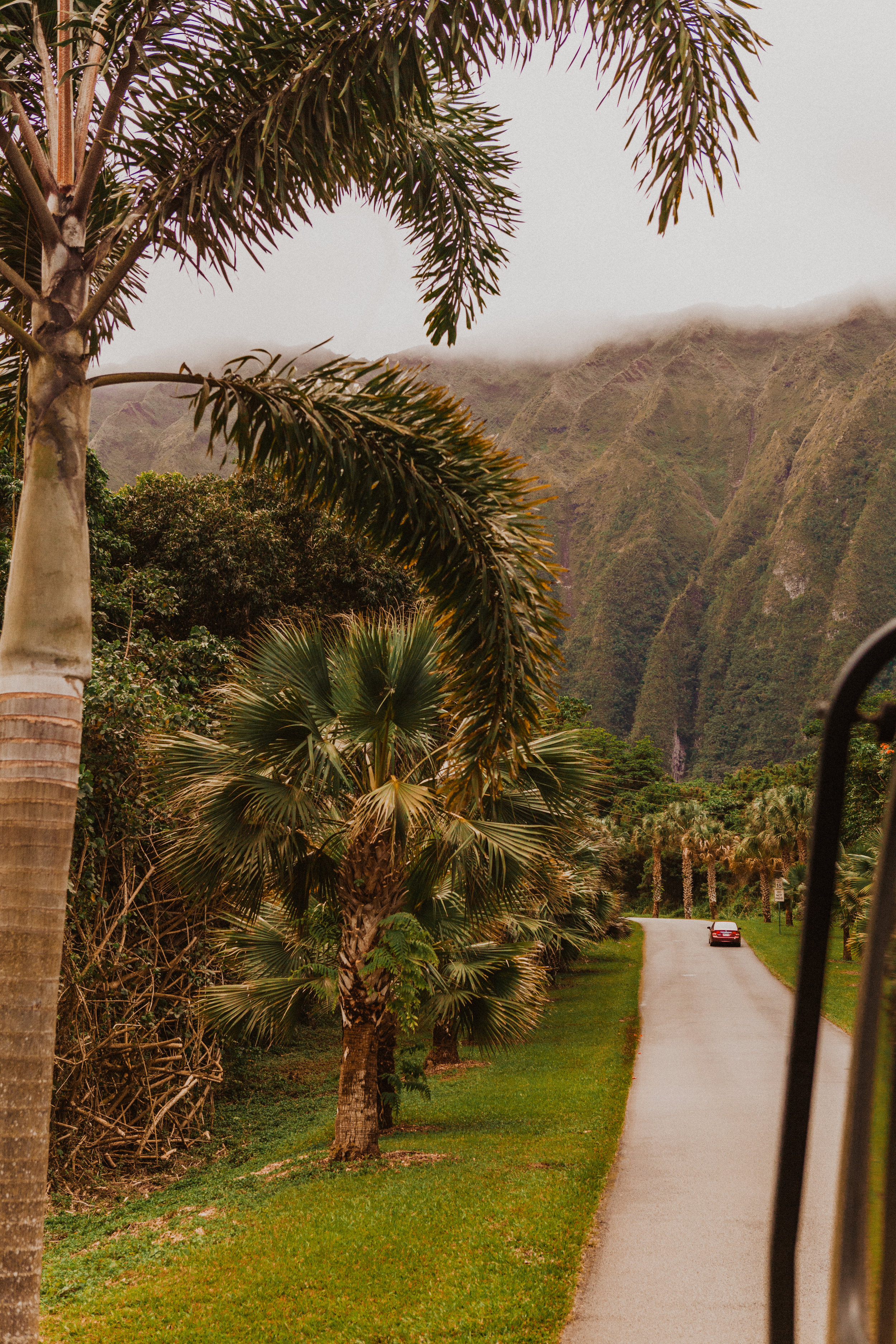 riding in hawaii