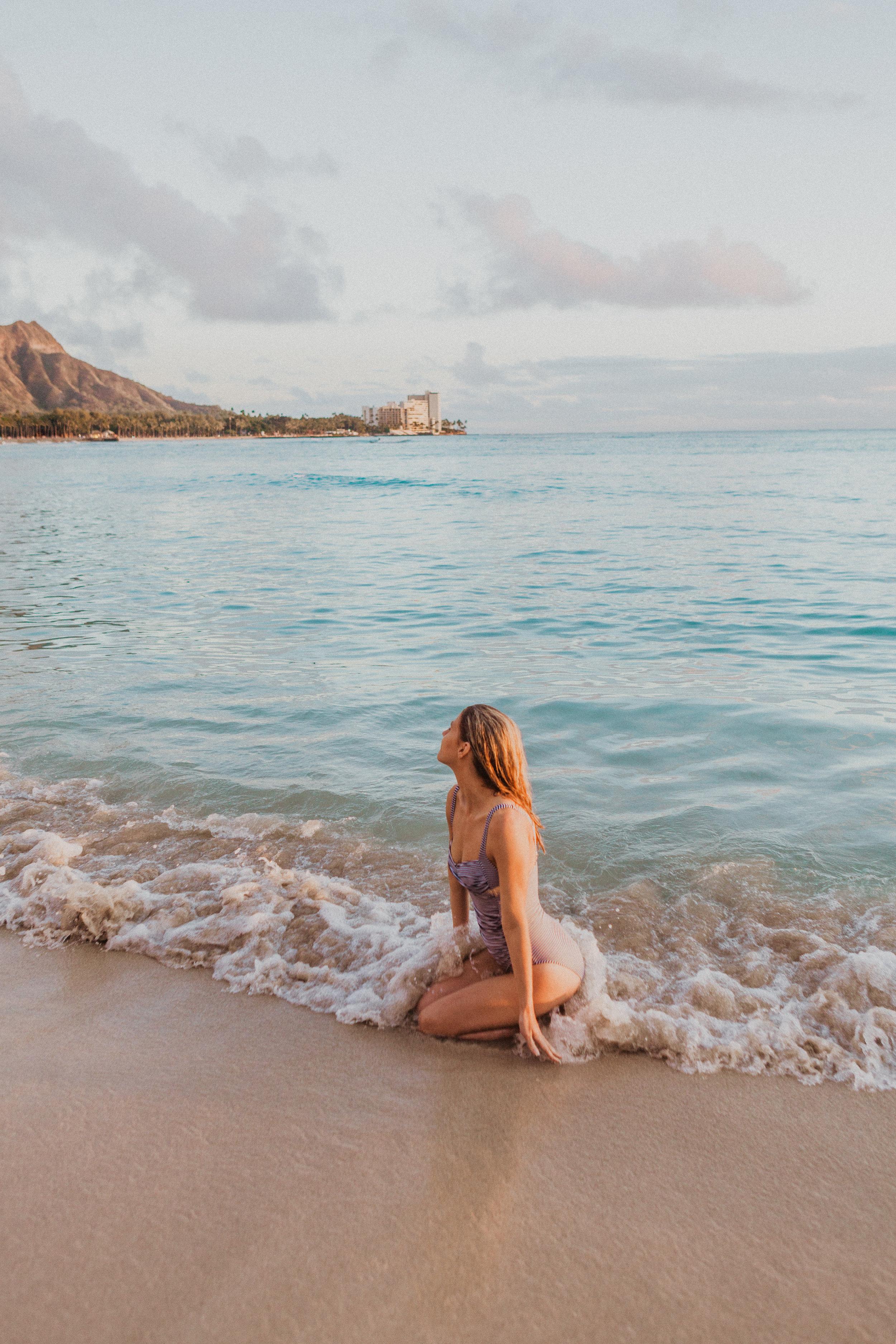 exploring in hawaii