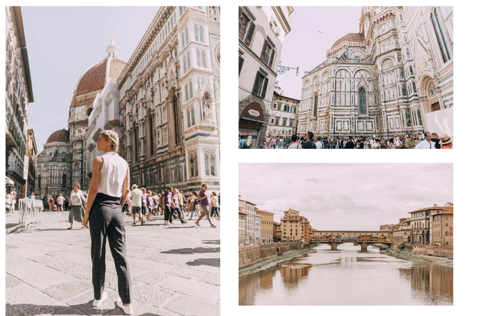 florence collage