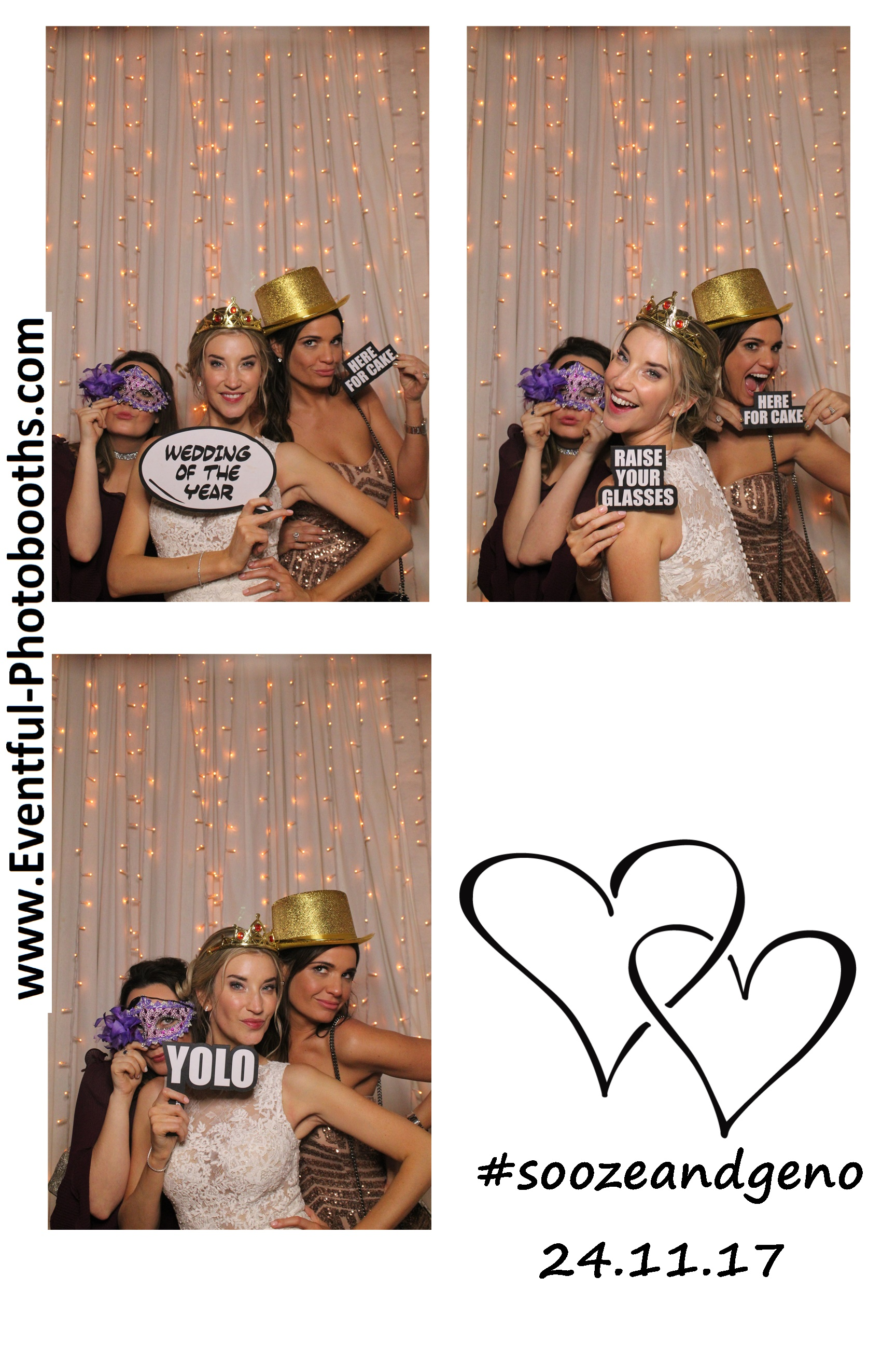Weddings - Not much beats a good wedding! At Eventful-Photobooths, we understand that your wedding day will be one of the most special days of your entire life. The magic mirror is a great way to entertain and engage your guests and keep these magic memories forever! Our sleek and chic booth also adds a focal point for guests to gather and have fun. Decked out with our red carpet, the magic mirror looks great in all venues.