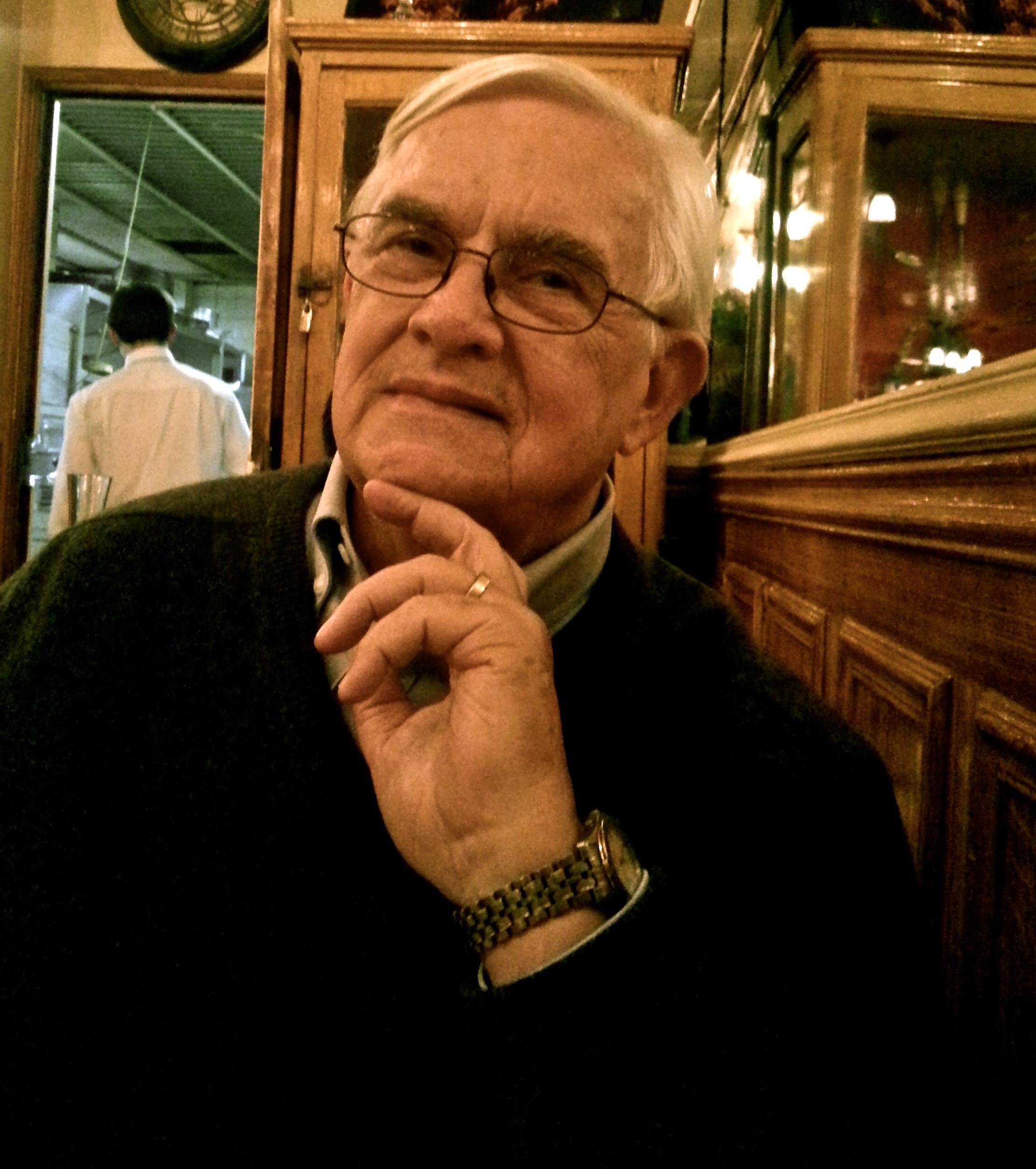 John Logsdon - Paris2012.jpg