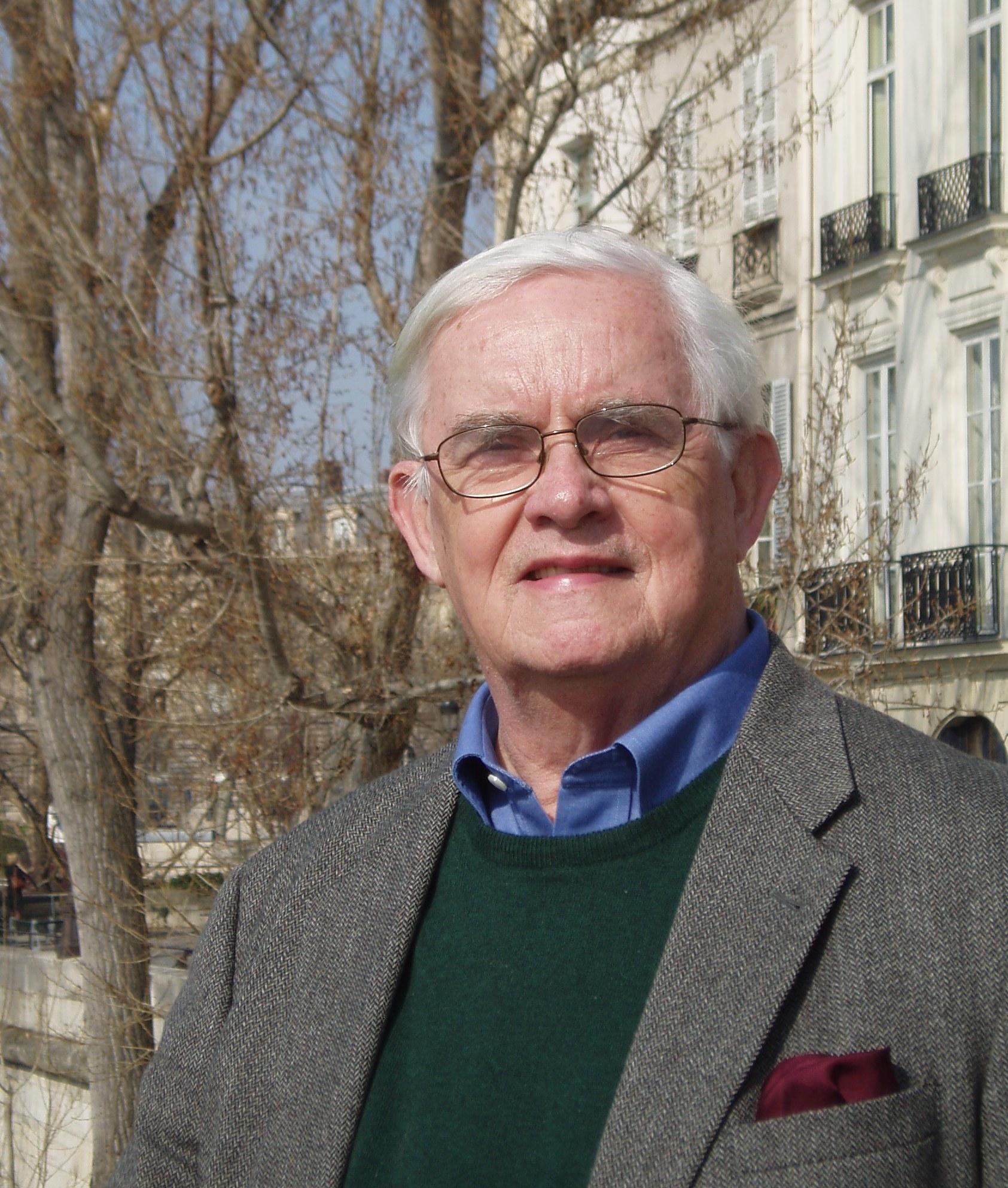 John Logsdon - Paris2011.jpg