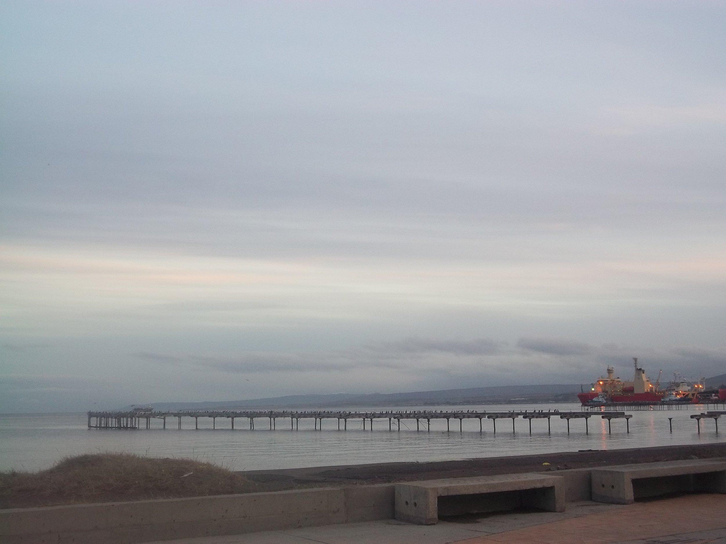 punta arenas, chile 2013