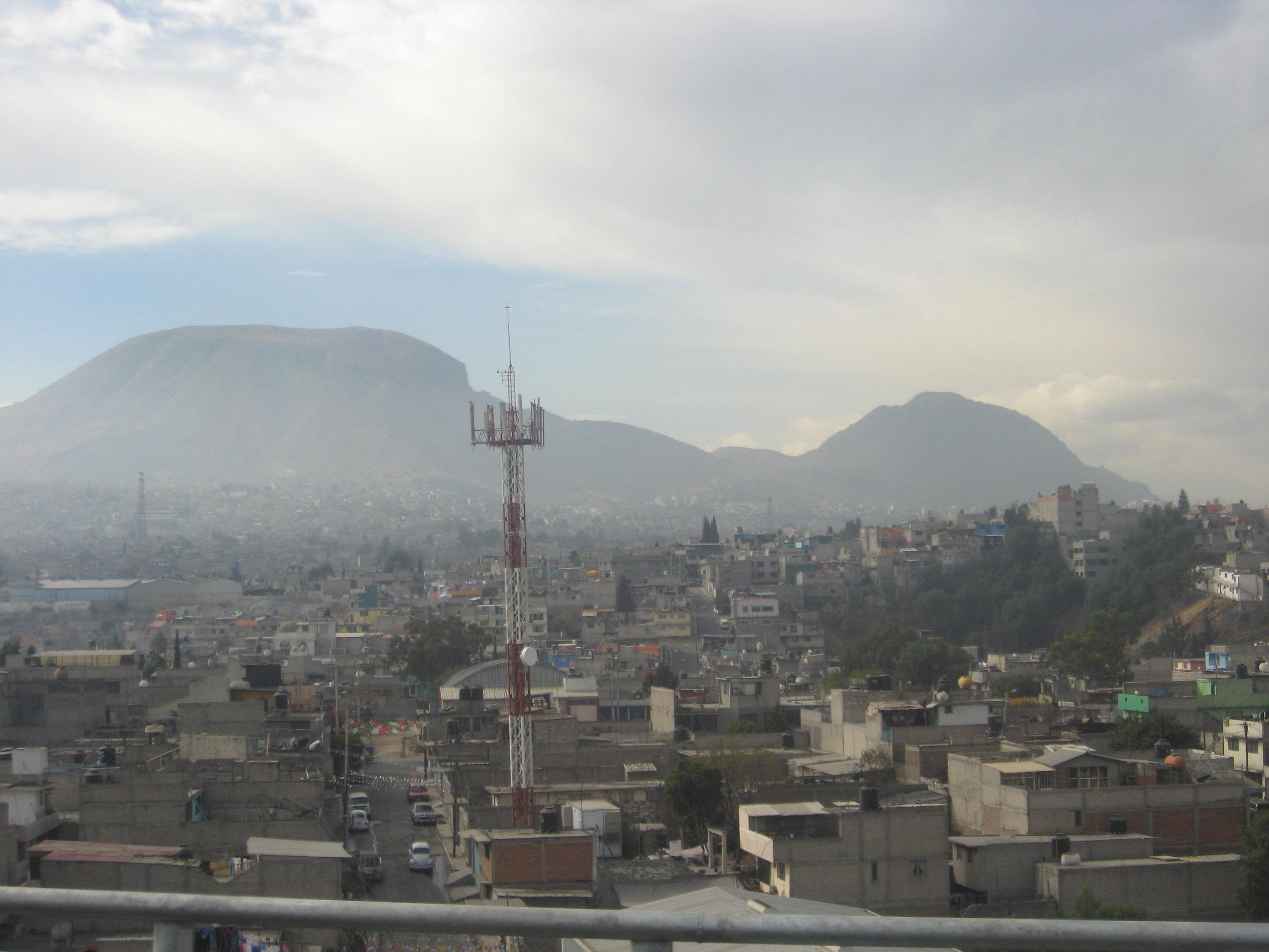 mexico city 2008