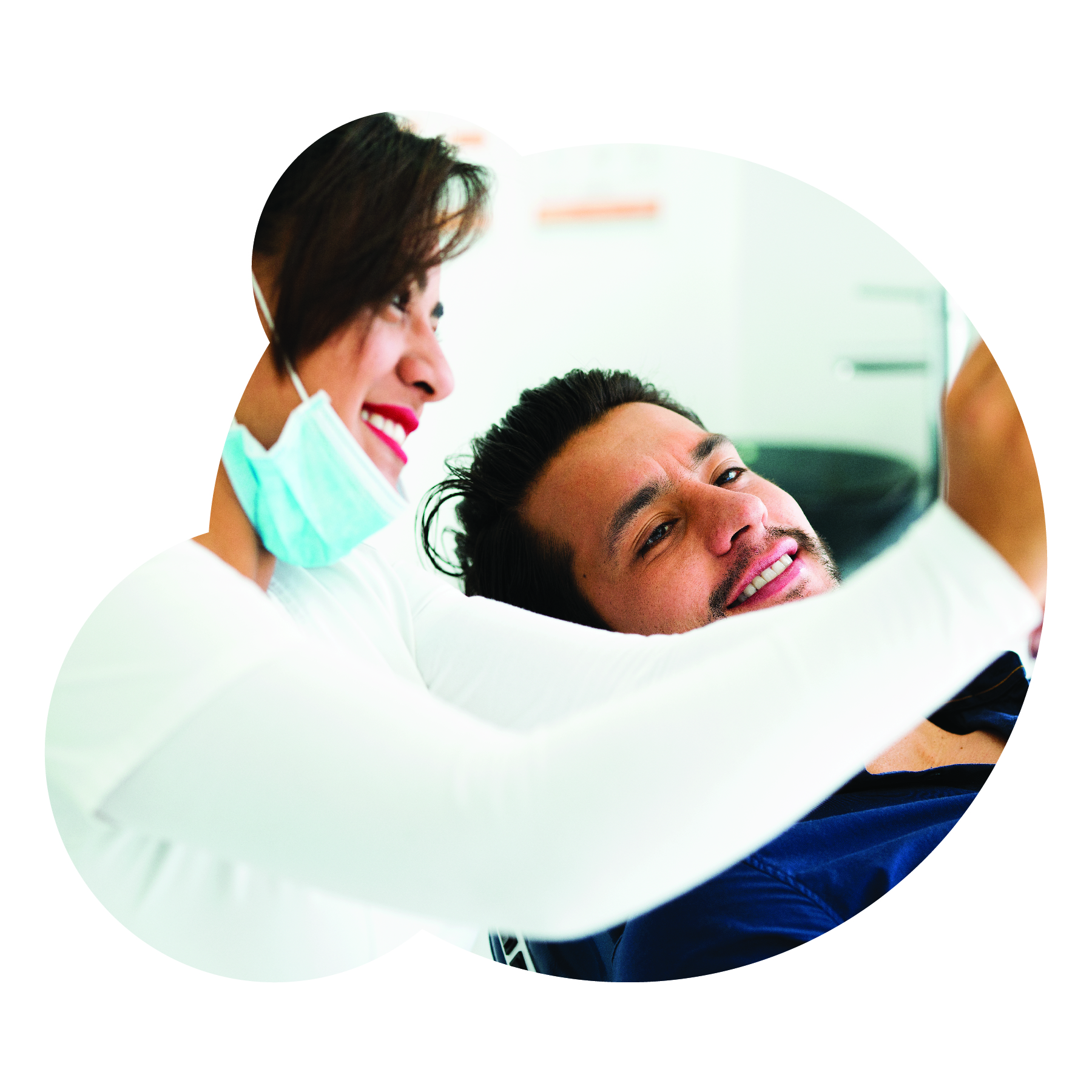 Better Relationships - miniDentist helps your dentist get to know you better even before your visit.