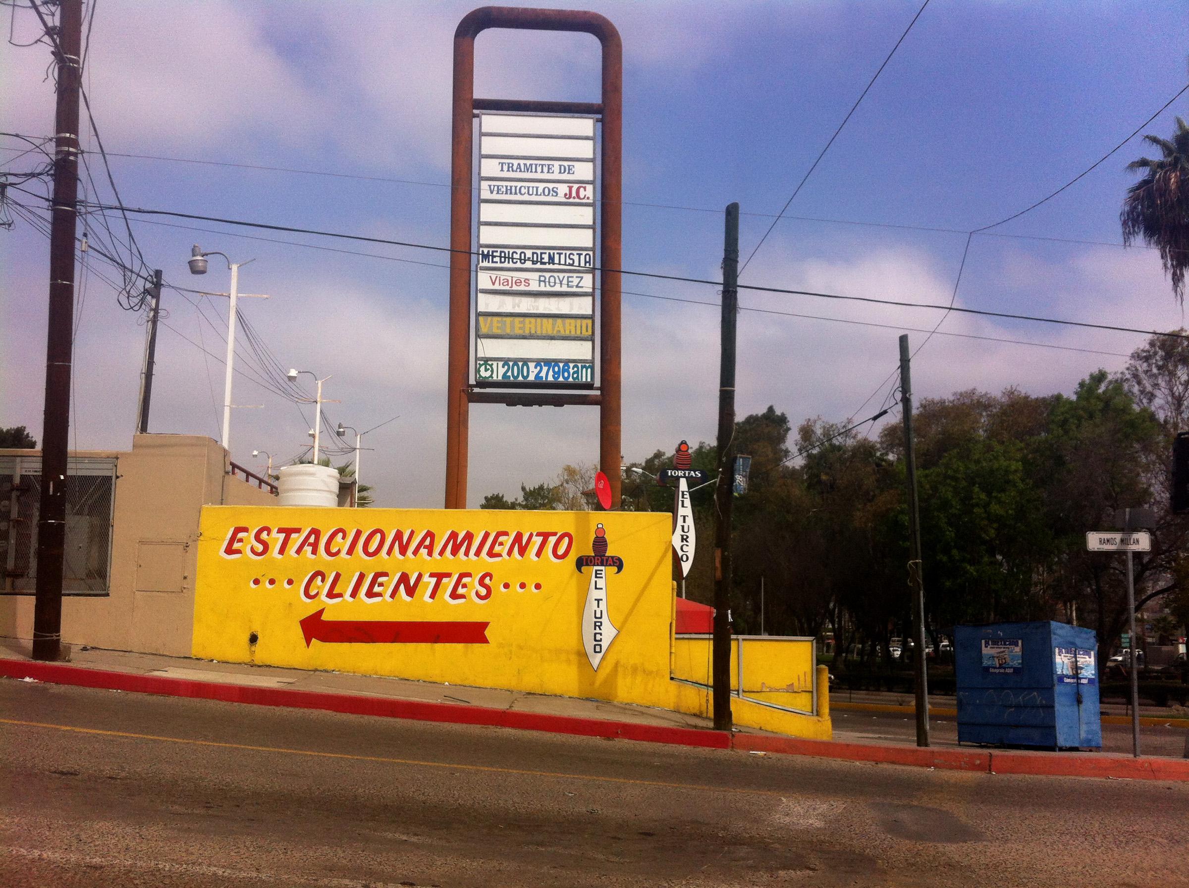 Tacos El Turco.