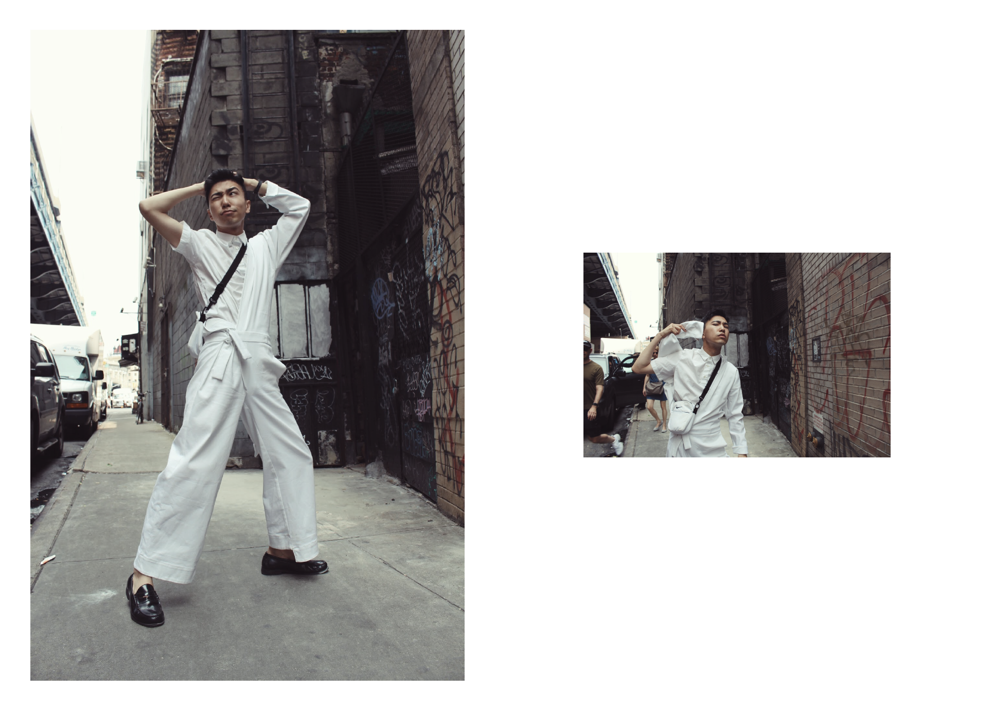 Photographed by Natalie Tillen, 2019; Styled by Hansel Huang
