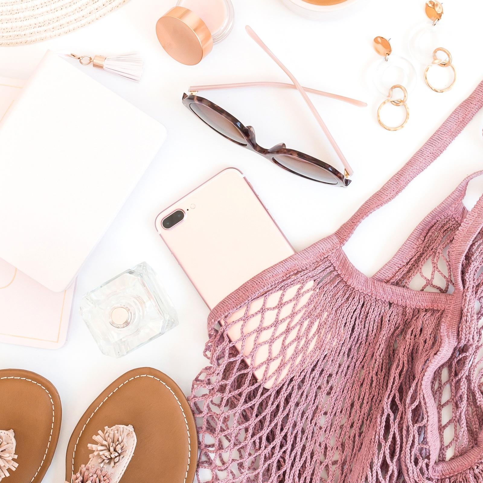 ALL NATURAL & NON-TOXIC - the handbag essentials kit