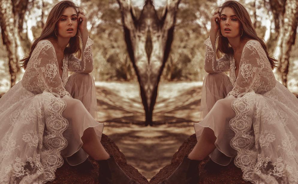 White April -