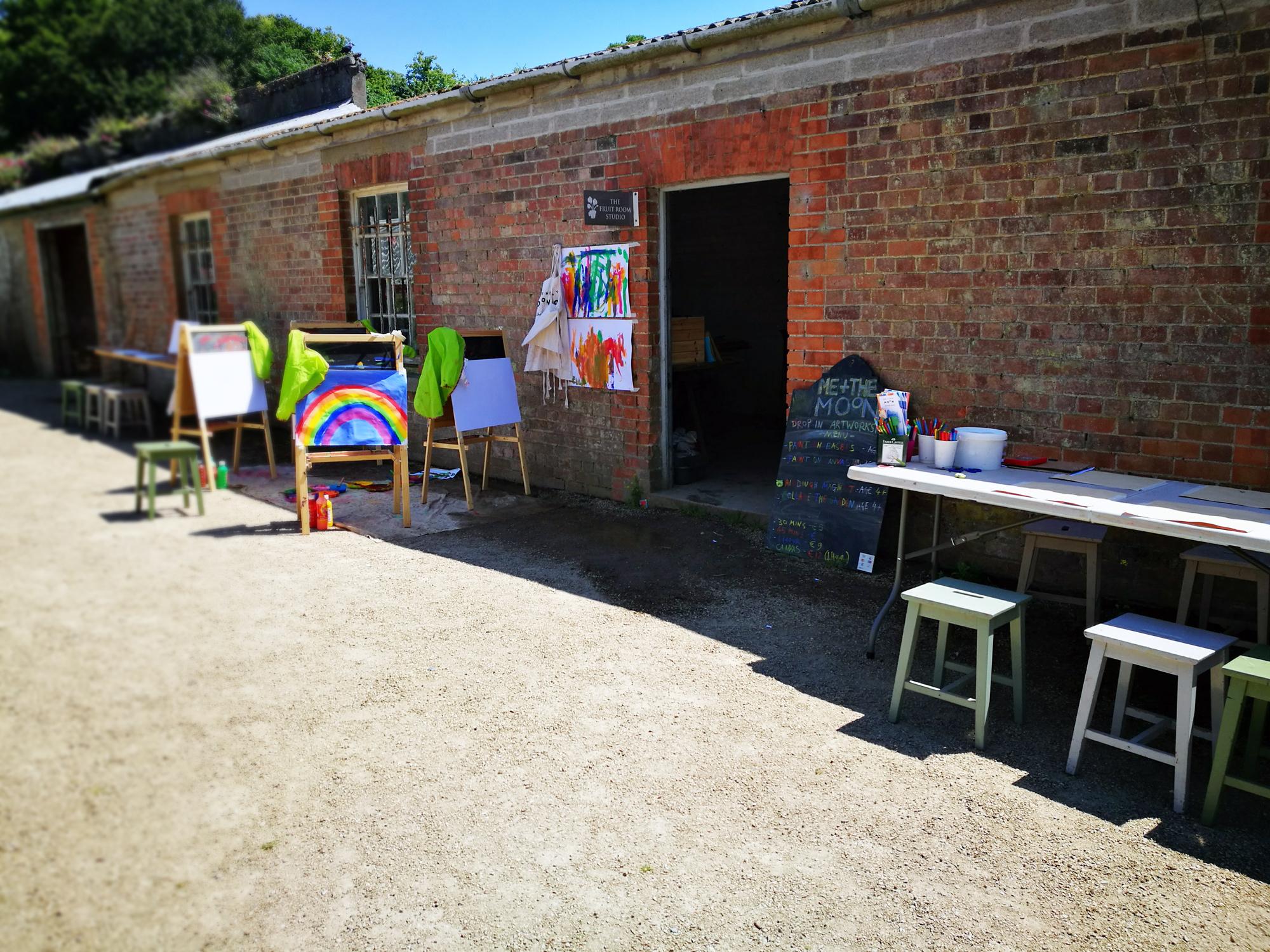 The Fruit Room Studio in 2016