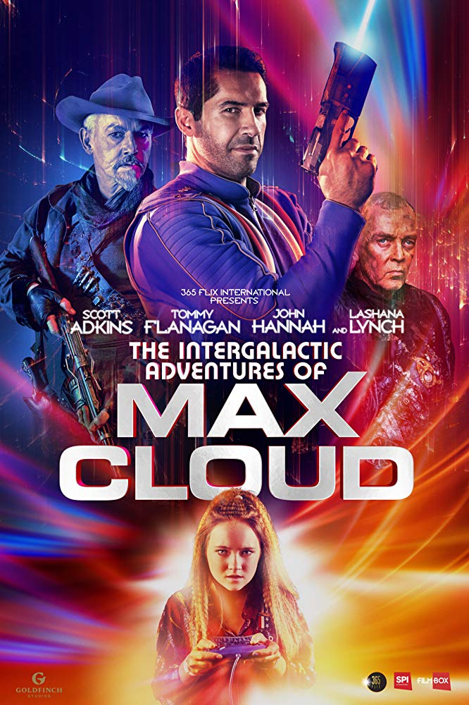 The intergalactic adventures of max cloud  (feature)    A Cam / steadicam   Director - martin owen Dop - haavard heele