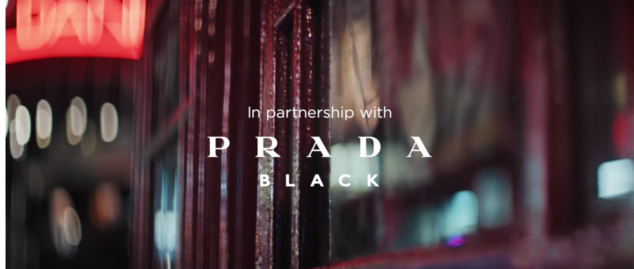 PRADa //  black  Steadicam operator   director - patrick killingbeck dop - john fisher production - gq