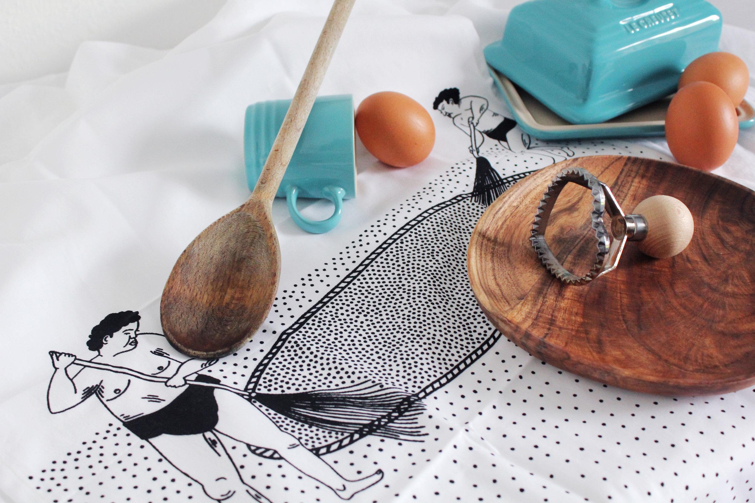 Sumo Tea Towel 14 Postcards Home Callie Pettigrew.jpg