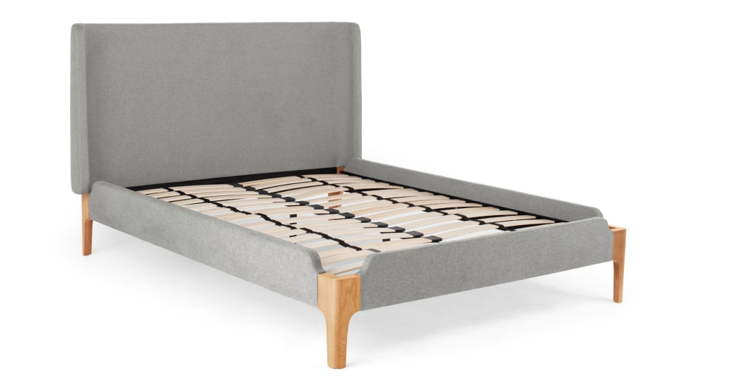 MADE.COM ROSCOE DOUBLE BED -