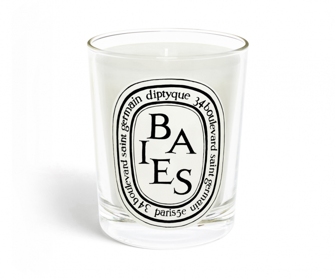 DIPTYQUE BAIES CANDLE - My all time favourite candle.