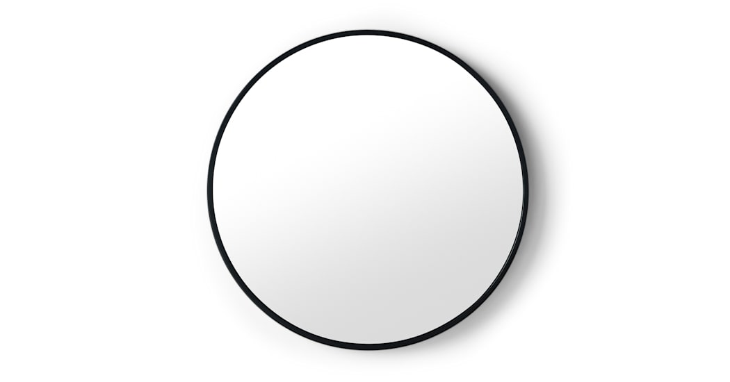 MADE.COM ESSENTIALS BEX LARGE ROUND MIRROR - Had this in my basket for about a year now…