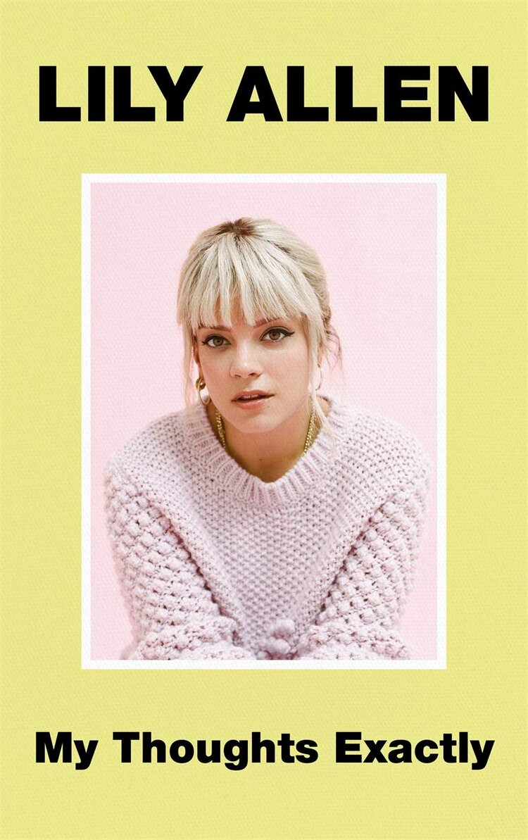 MY THOUGHTS EXACTLY - LILY ALLEN -