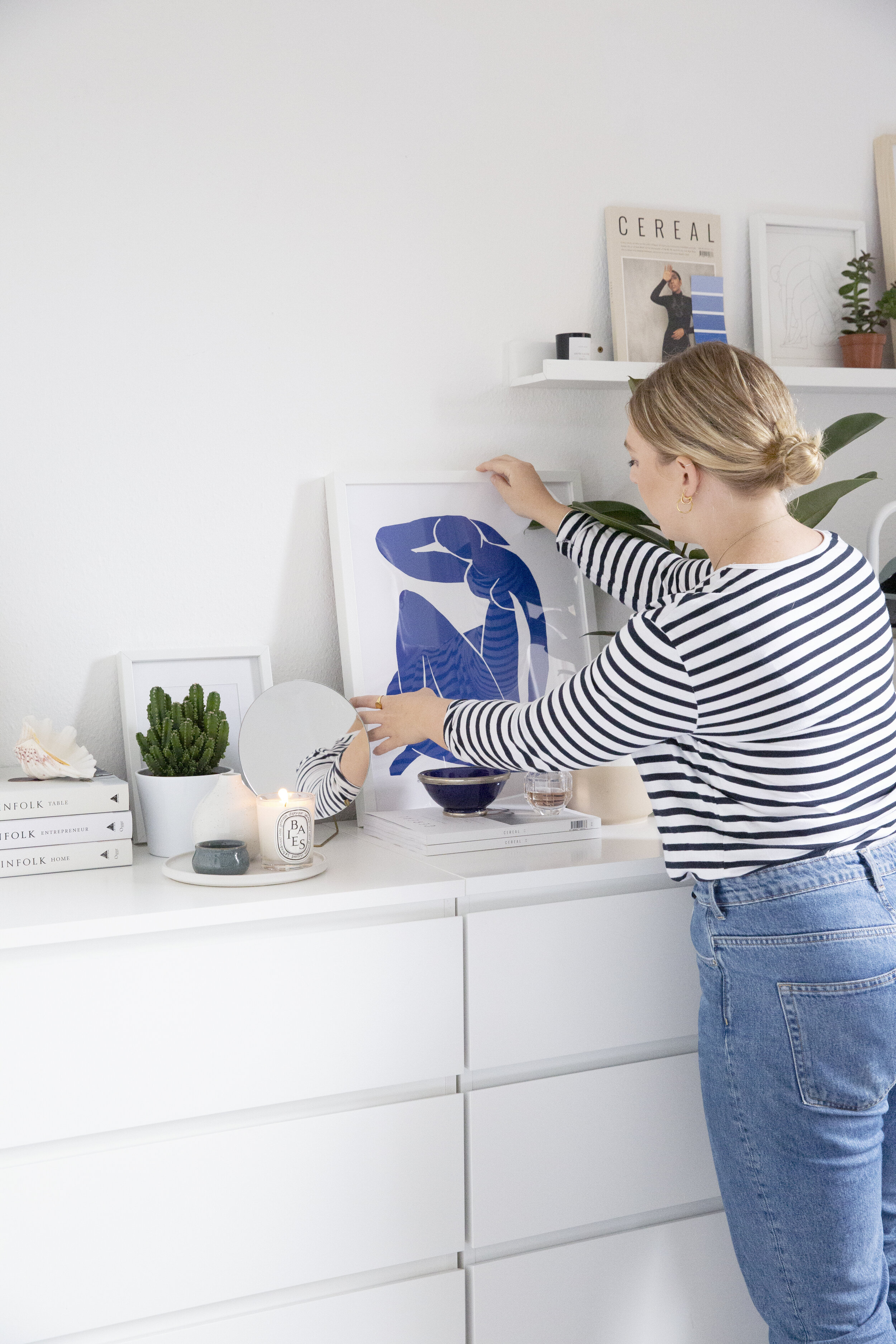 Callie Pettigrew Home Styling Interior Styling Stylist London Design